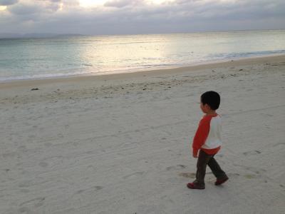 3泊4日で沖縄へ。4歳の息子と9ヶ月の娘を連れて家族旅行してきた。