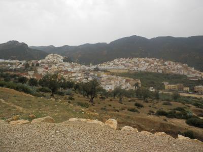 モロッコ2012旅行記 【15】メクネスおよびその周辺2(ムーレイ・イドリス)