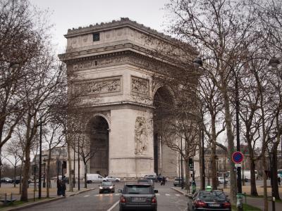 2012-2013年末年始家族旅行ロンドン・パリ8日間の旅(パリ編)最終日・帰国