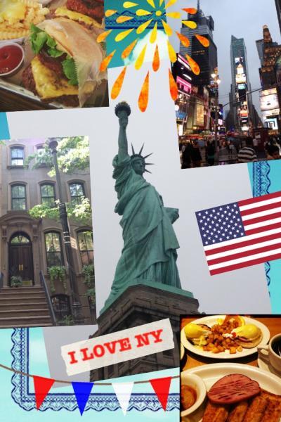 ミーハー女子旅☆初めてのNew York - Day 1