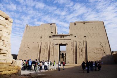 2013年 神秘のエジプト・エドフ、コム・オンボ