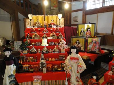 豊田市シティプロモーション特別ツアー 「中馬のおひなさん巡り」