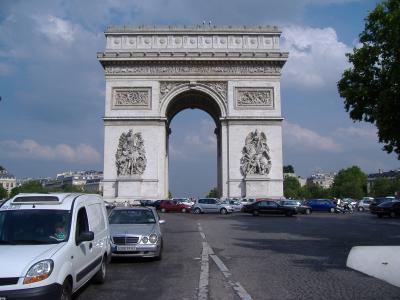 パリ1日観光