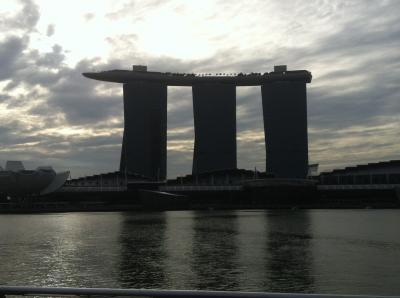 シンガポールで適当観光