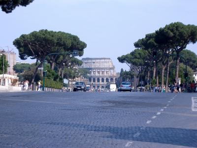 ローマ1日観光