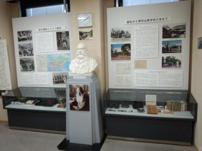 本多静六記念館は久喜市菖蒲総合支所に引っ越しをするようです