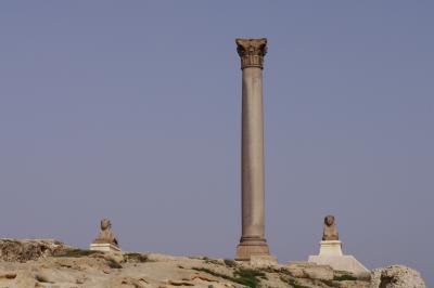 2013年 神秘のエジプト・アレキサンドリア