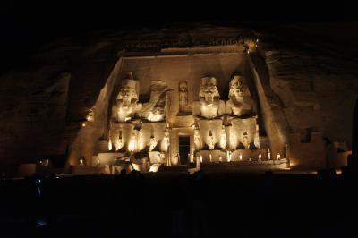結婚30周年記念エジプト旅行①