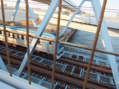 東京の地下鉄路線を歩こう! 第8弾:東西線:地上部分編 (西船橋~南砂町)