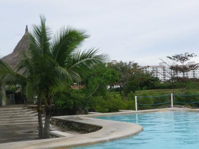 フィリピン 「行った所・見た所」 マクタン島 ②(リゾートエリア)