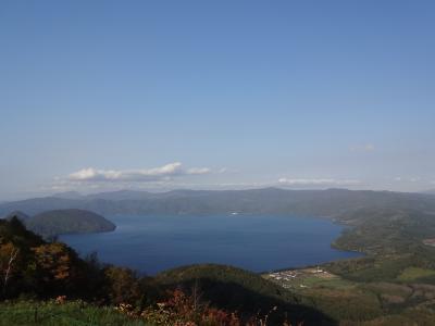 13 北海道一周旅行 洞爺湖
