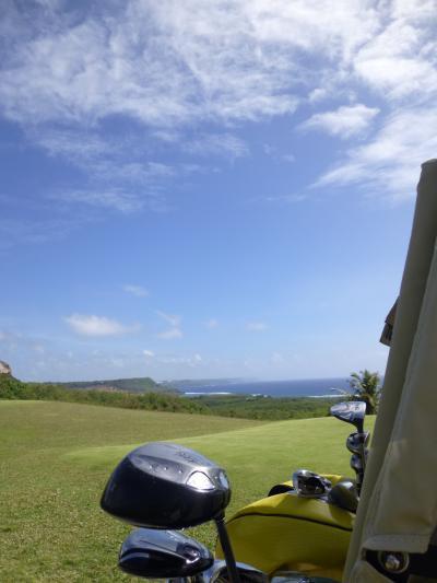 グアムでリゾートゴルフ !