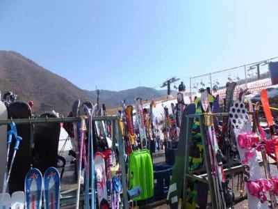 SKIに行って来ました 2013.03.02=今シーズン2度目のカムイみさかスキー場=