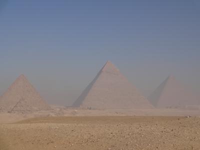 1 トルコ・エジプト旅行 1日目、2日目カイロ