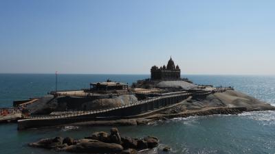 南インド2013カーニャクマリ②
