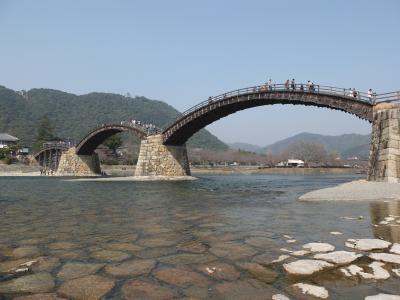 《東京から日帰り》#3 山口県 錦帯橋
