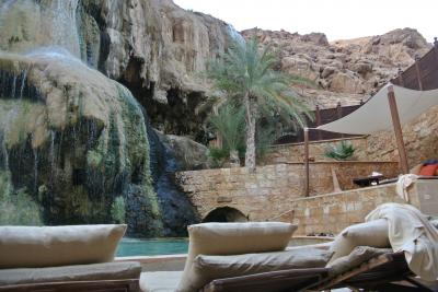 【2012-2013年末年始 ヨルダン・イスラエルの旅】Part2 ヨルダンで温泉に入る