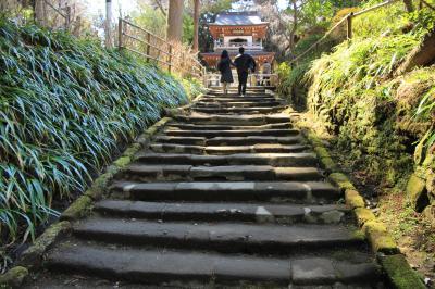鎌倉・梅観て歩き:「浄智寺」