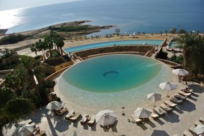 【2012-2013年末年始 ヨルダン・イスラエルの旅】Part3 死海リゾートで年越し
