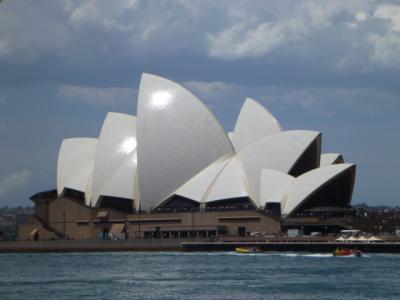 2012初めてのシドニーVo.5(シドニー市内観光)