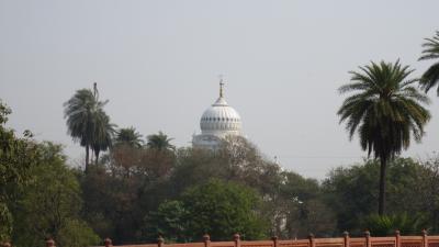 十数年ぶりの海外旅行でインド 2月22日その2