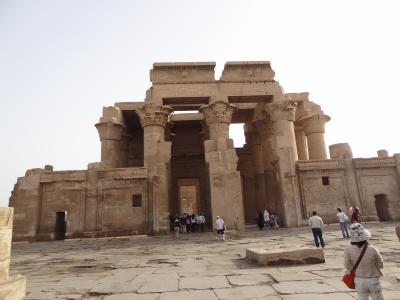 結婚30周年記念エジプト旅行⑤-1 コム・オンボ神殿