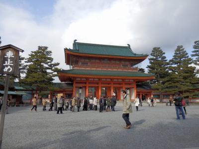 京都散策~花見・雪見の季節以外も楽しいぞ♪~