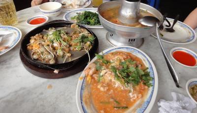 〔タイ〕ハジャイで腹ごしらえ★サムイ島&ハジャイの旅 その1