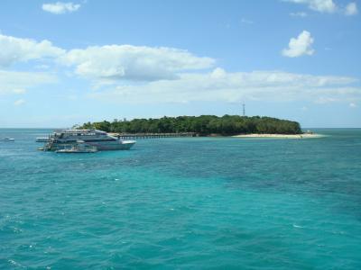 オーストラリア グリーン島