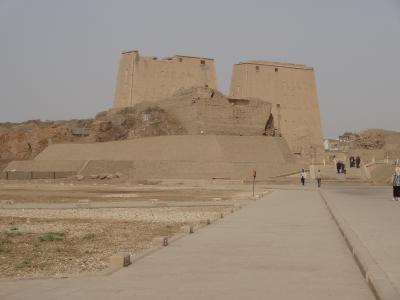 結婚30周年記念エジプト旅行⑤-2エドフ ホルス神殿