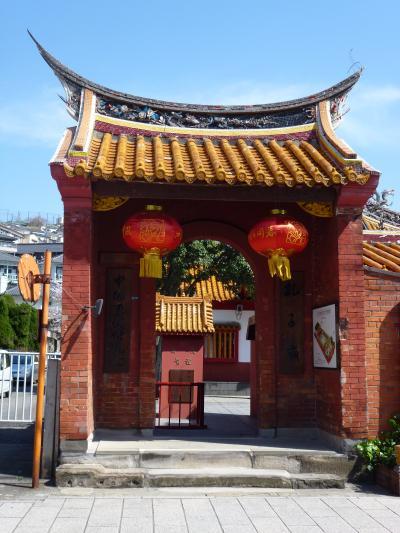 孔子廟(定期観光バス4)