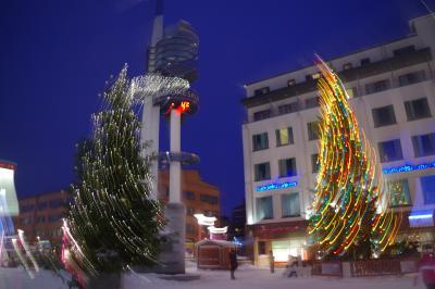 ♪北欧に恋した8日間☆4♪ Day2 -街歩き in Rovaniemi編-