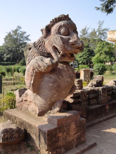 インド訪問記5 『ボパールからコナーラクの太陽神殿へ』世界遺産・コナーラクへ
