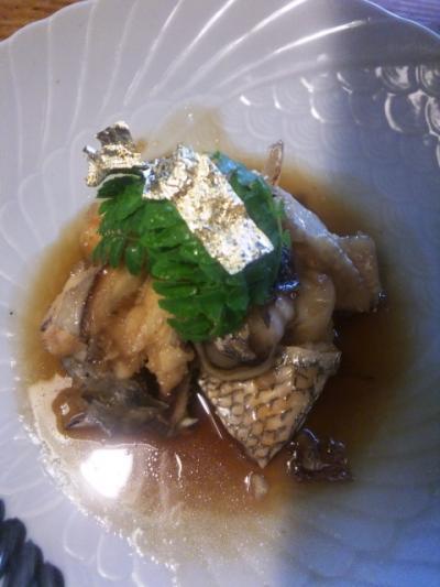 松の料理 3月19日