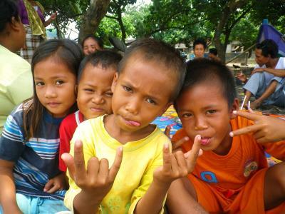 ロンボク島でまったり~Ⅱ 2013.03