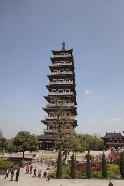 〔中国〕鎮江鍋蓋麺と揚州飲茶の旅 その3★揚州