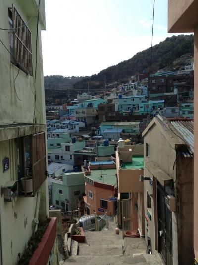 初めての一人旅、ほぼ初めての釜山、初めてのゲストハウス(その2)