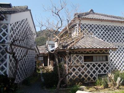 『「誕生日は、 西伊豆の 温泉!に 一泊」し、 松崎町・・・の 「なまこ壁 & 鏝絵」を 探す 旅。』