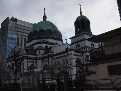 2013年1月1日 ニコライ堂訪問