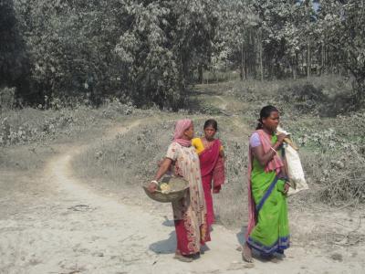 春節インド16★シリグリからブータン国境の町ジャイゴンへ!ものすごいガタガタ道を行く
