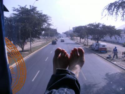 中南米の旅 8日目「ペルーの首都 リマ」