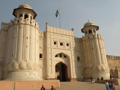 PAKISTAN 6 預言者ムハンマド生誕祭の街の様子、ラホール城跡など Lahore
