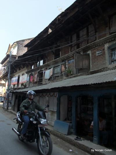 ネパール・カトマンズ・ポカラ(その2)