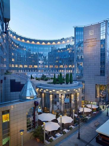 ブダペストでVIP気分 Kempinski Hotel Corvinus