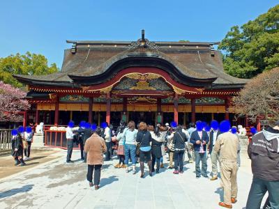 大宰府政庁跡・太宰府天満宮・九州国立博物館