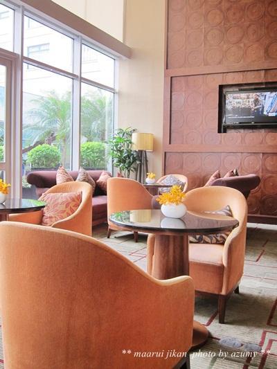 【シェラトン・サイゴン ホテル&タワーズ】 グランドタワーのクラブラウンジ ★5年ぶりのベトナムは2泊3日でホーチミンへ② ★