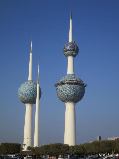 中東5ヶ国・2/クウェート入国とクウェート観光
