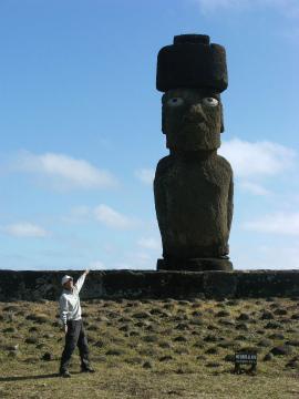 中南米の旅 13日目「イースター島観光」