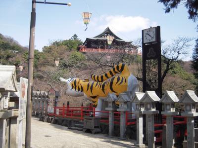 斑鳩と信貴山の社寺探訪