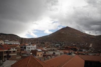 【ボリビア】銀の街ポトシ